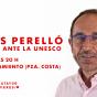 21/mayo: mitin con Andrés Perelló