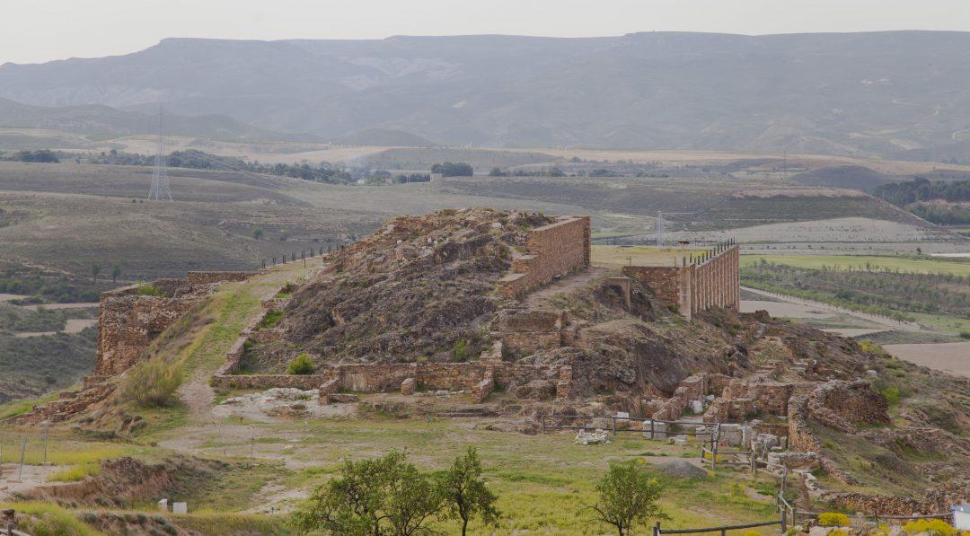 Ciudad romana de Bílbilis